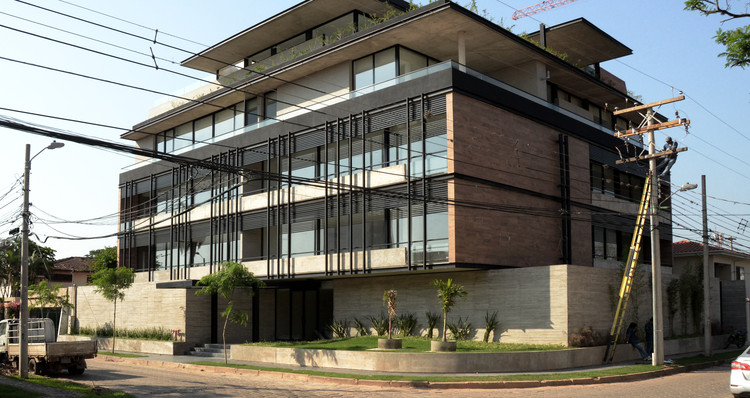 Edificio ARIA / Sebastián Fernández de Córdova Frerking + Erika Peinado Vaca Diez, © Sebastián Fernández de Córdova Frerking