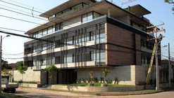 ARIA Building / Sebastián Fernández de Córdova Frerking + Erika Peinado Vaca Diez