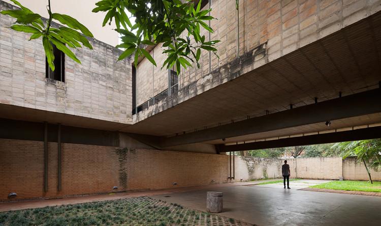 Fanego House / Sergio Fanego + Gabinete de Arquitectura, © Federico Cairoli