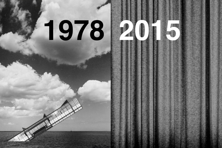 Stanley Tigerman Unveils His 2015 New Titantic