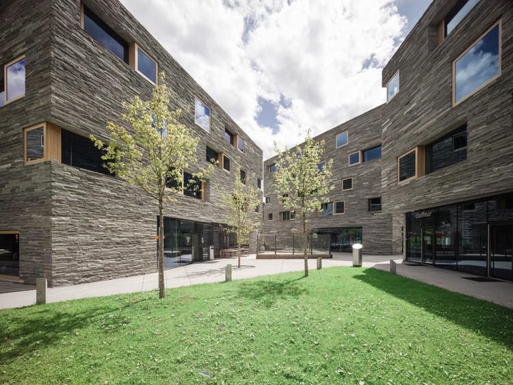 Rocksresort / Domenig Architekten, Courtesy of Domenig Architekten