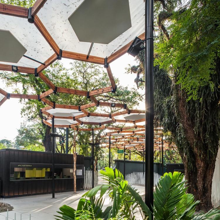 Marquise Modular / FGMF Arquitetos, © Rafaela Netto
