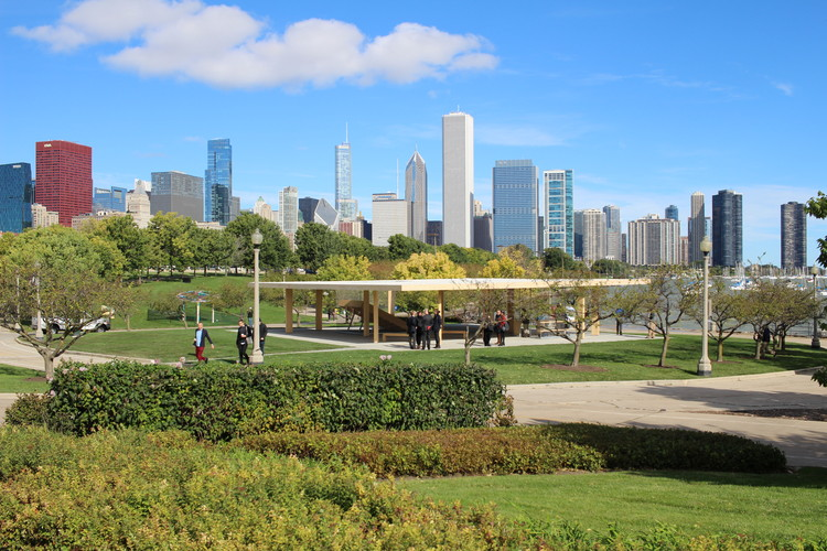 Chicago Horizon / Ultramoderne. Winner of BP Prize. Image © Diego Hernández