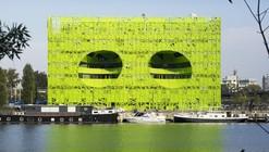 Euronews / Jakob + MacFarlane Architects