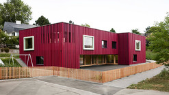 Edificio Double Pre-School / Singer Baenziger Architects