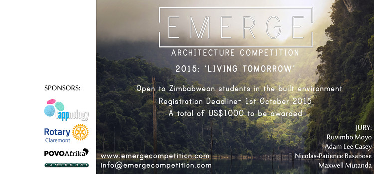 Call For Submissions: Emerge Competition, The Emerge Competition