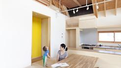Casa techo en Kawagoe / Tailored design Lab