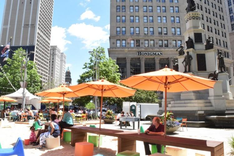 La función del placemaking como una nueva agenda urbana, © Michigan Municipal League (MML), vía Flickr