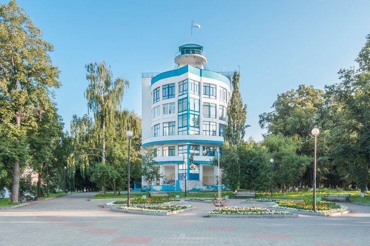 Una breve historia de la arquitectura constructivista de Ekaterimburgo, © Denis Esakov