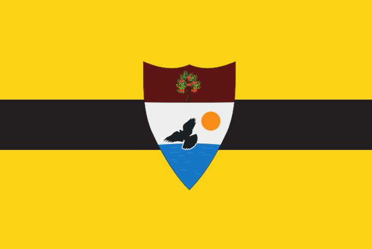 Design Liberland: Concurso para o masterplan de uma nova nação europeia, Bandeira de Liberland. Imagem © Liberland