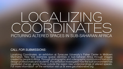 Call for Submissions: Localizing Coordinates