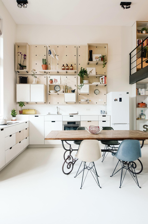 Apartment Conversion Standard Studio Casa Architecten