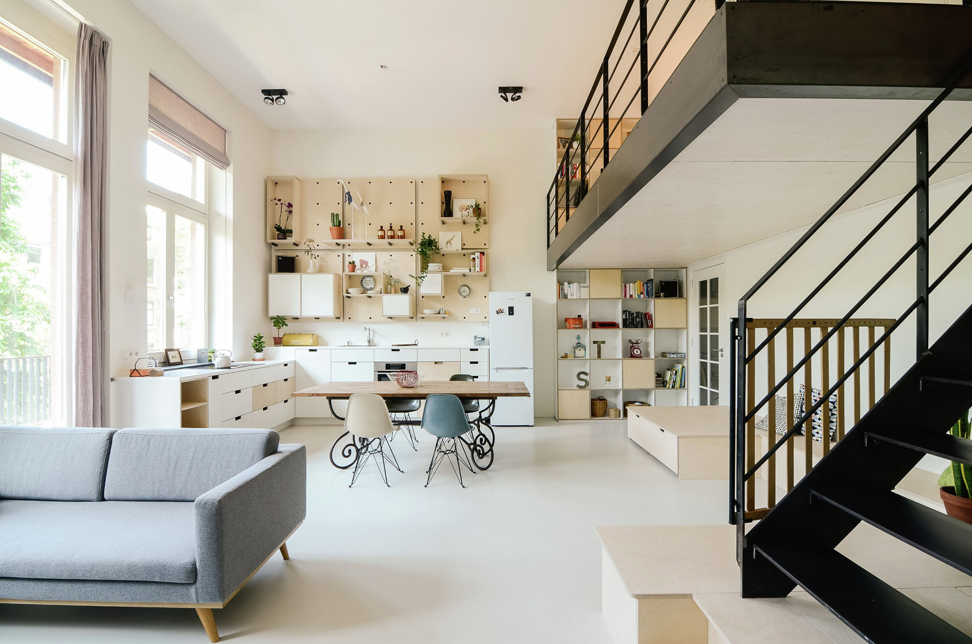 gallery of apartment conversion standard studio casa