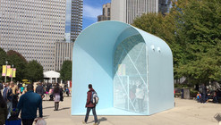 Summer Vault / Independent Architecture + Paul Preissner Architects