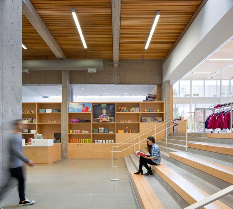 Ubc Bookstore Office Of Mcfarlane Biggar Architects