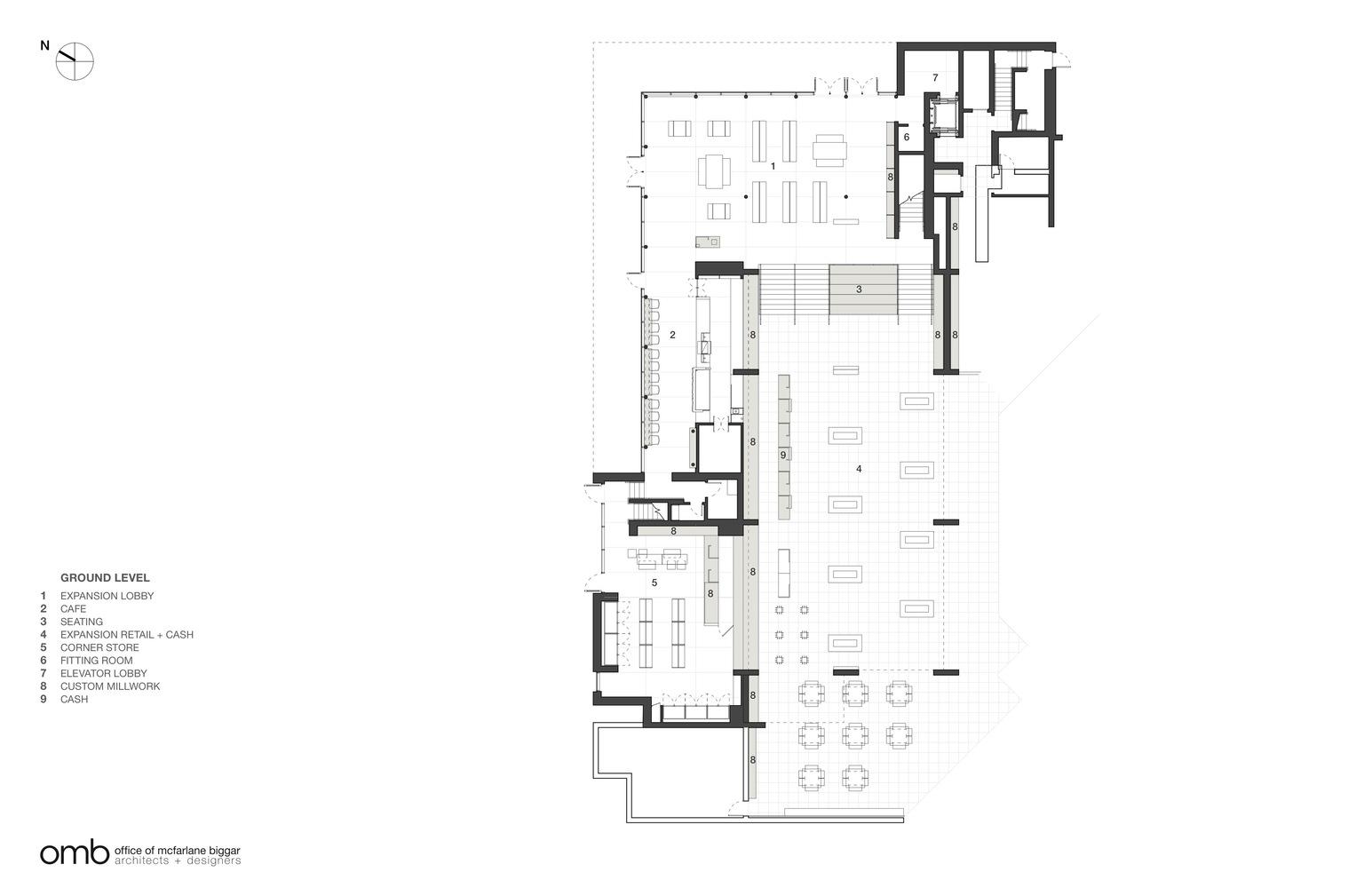 gallery of ubc bookstore office of mcfarlane biggar architects