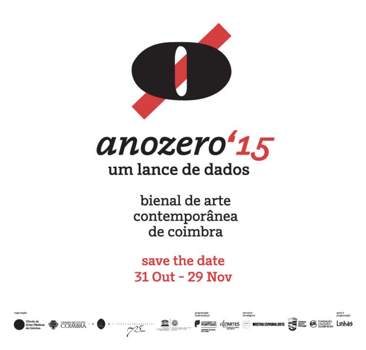 Anozero: Bienal de Arte Contemporânea de Coimbra