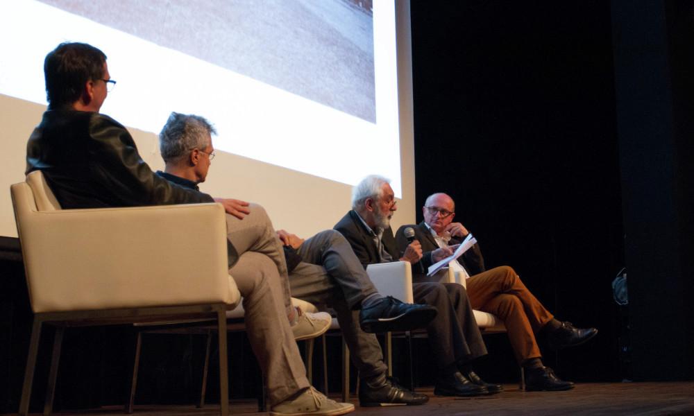 """Palestra de lançamento do livro """"Glauco Campello: Caderno de arquitetura"""""""