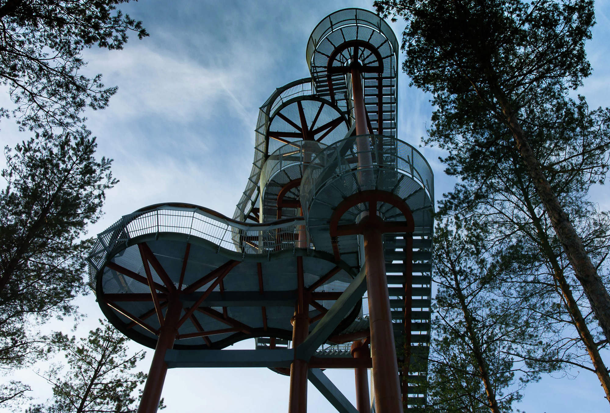 Gallery Of Observation Tower Arvydas Gudelis 12