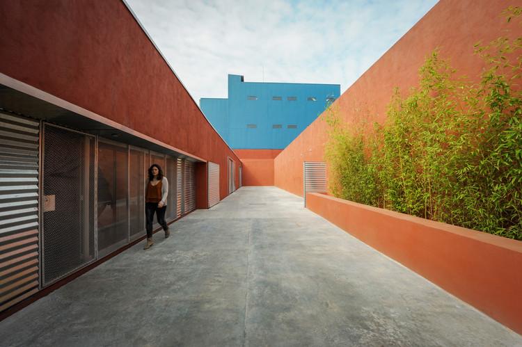 MCI DF / P+0 Architecture , © FCH Fotografía