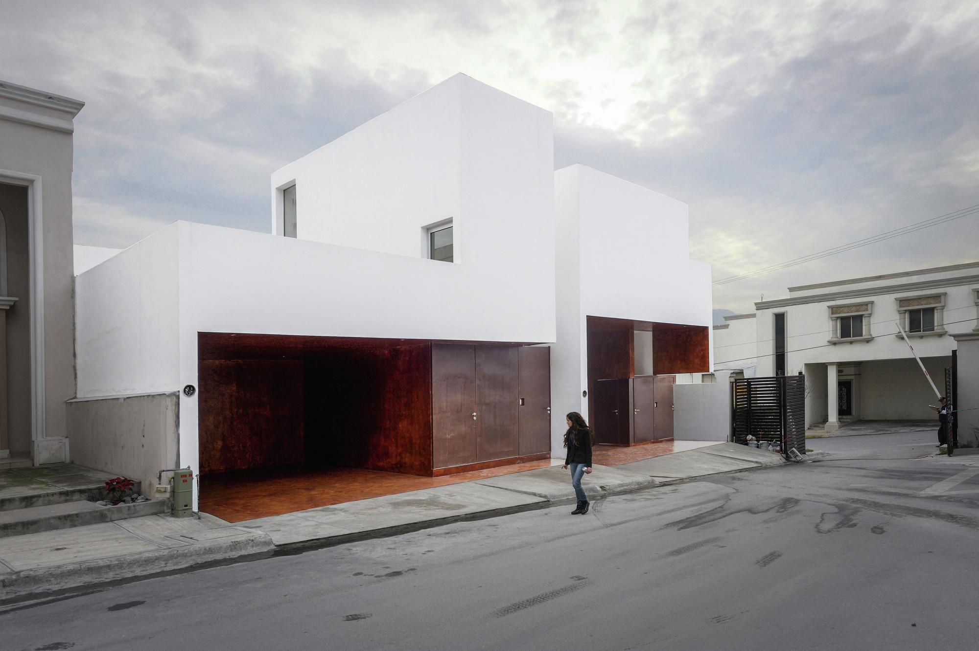 Casas CS / P+0 Arquitectura