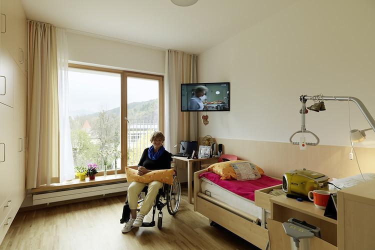 Nursing And Retirement Home Dietger Wissounig Architekten