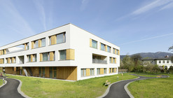 Nursing and Retirement Home / Dietger Wissounig Architekten