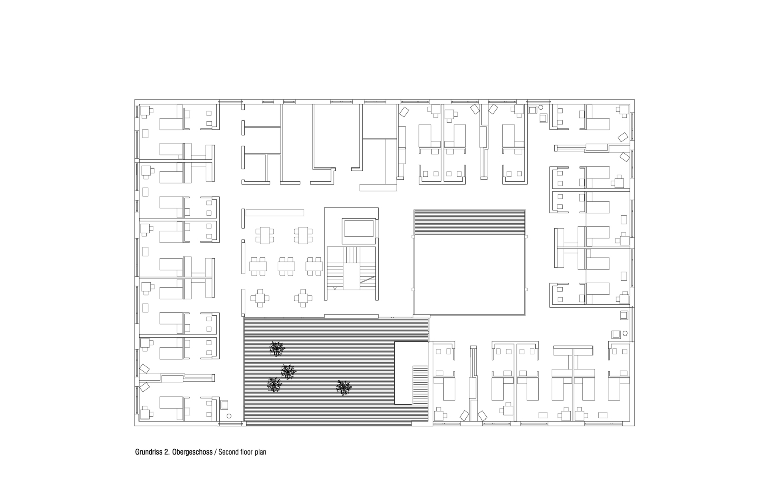 Floor plans for retirement homes for Retirement house plans small