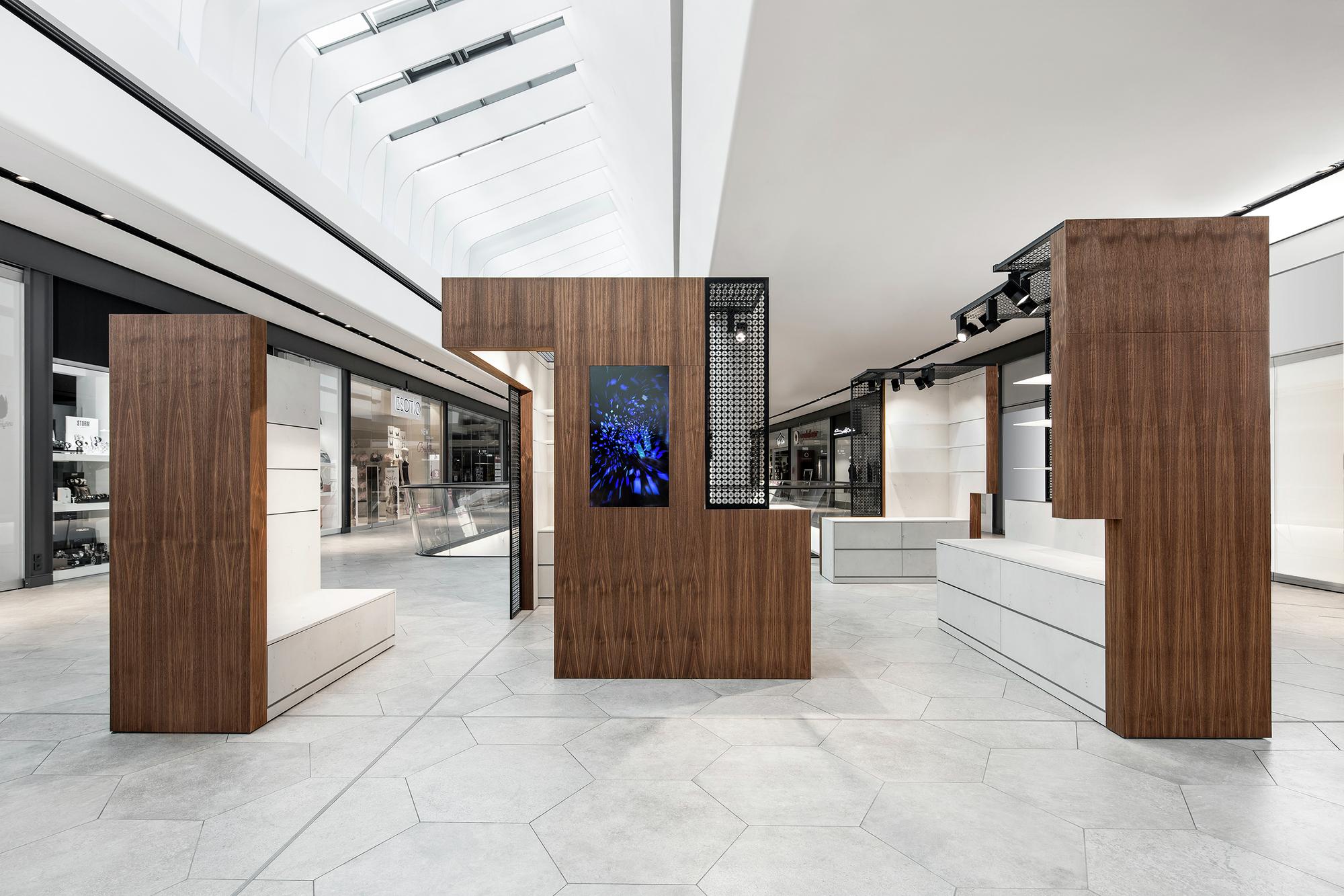 Pop Up Box: Um espaço comercial flexível