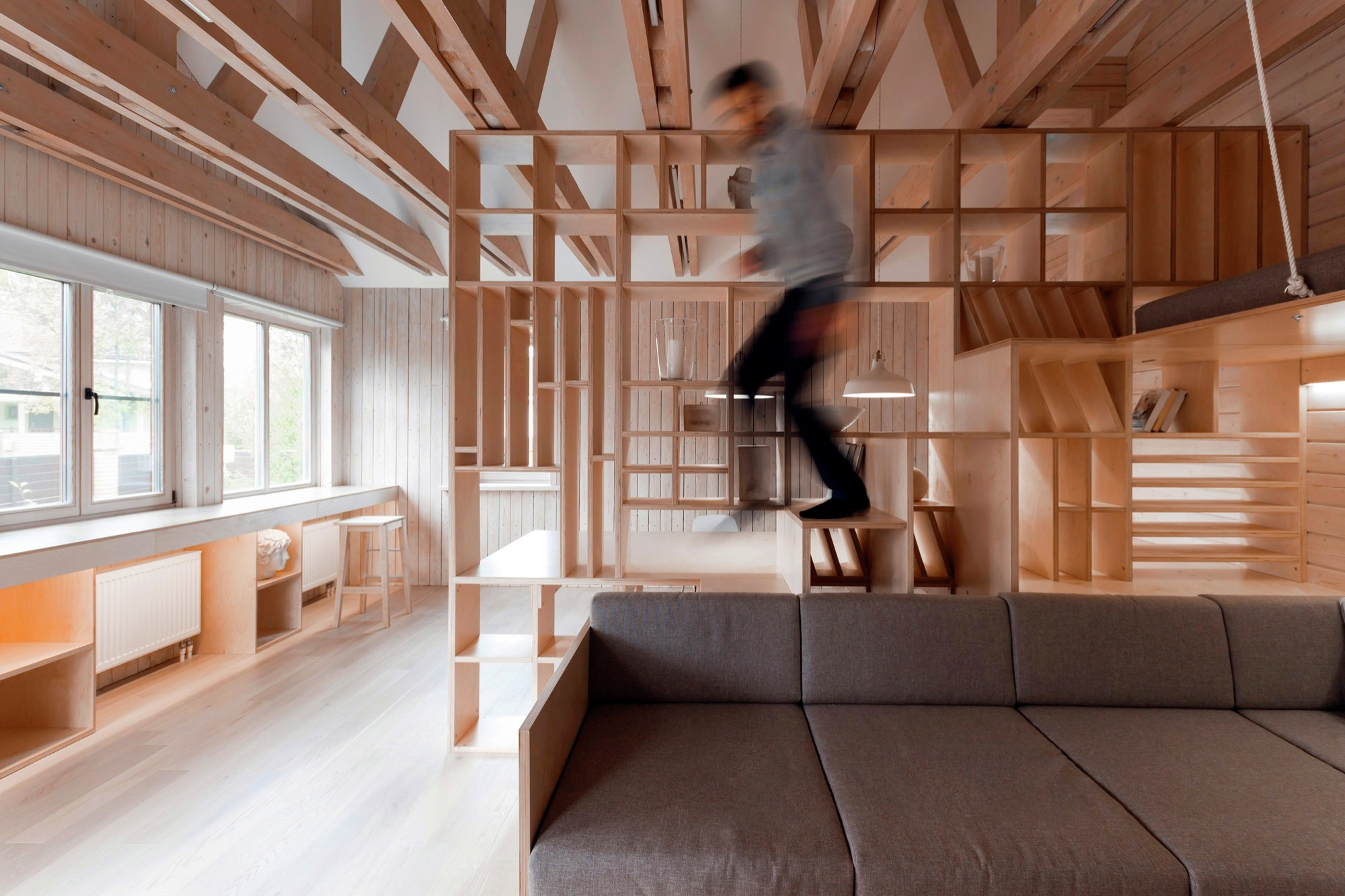 Architect S Workshop Ruetemple Archdaily