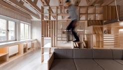 Architect's Workshop / Ruetemple