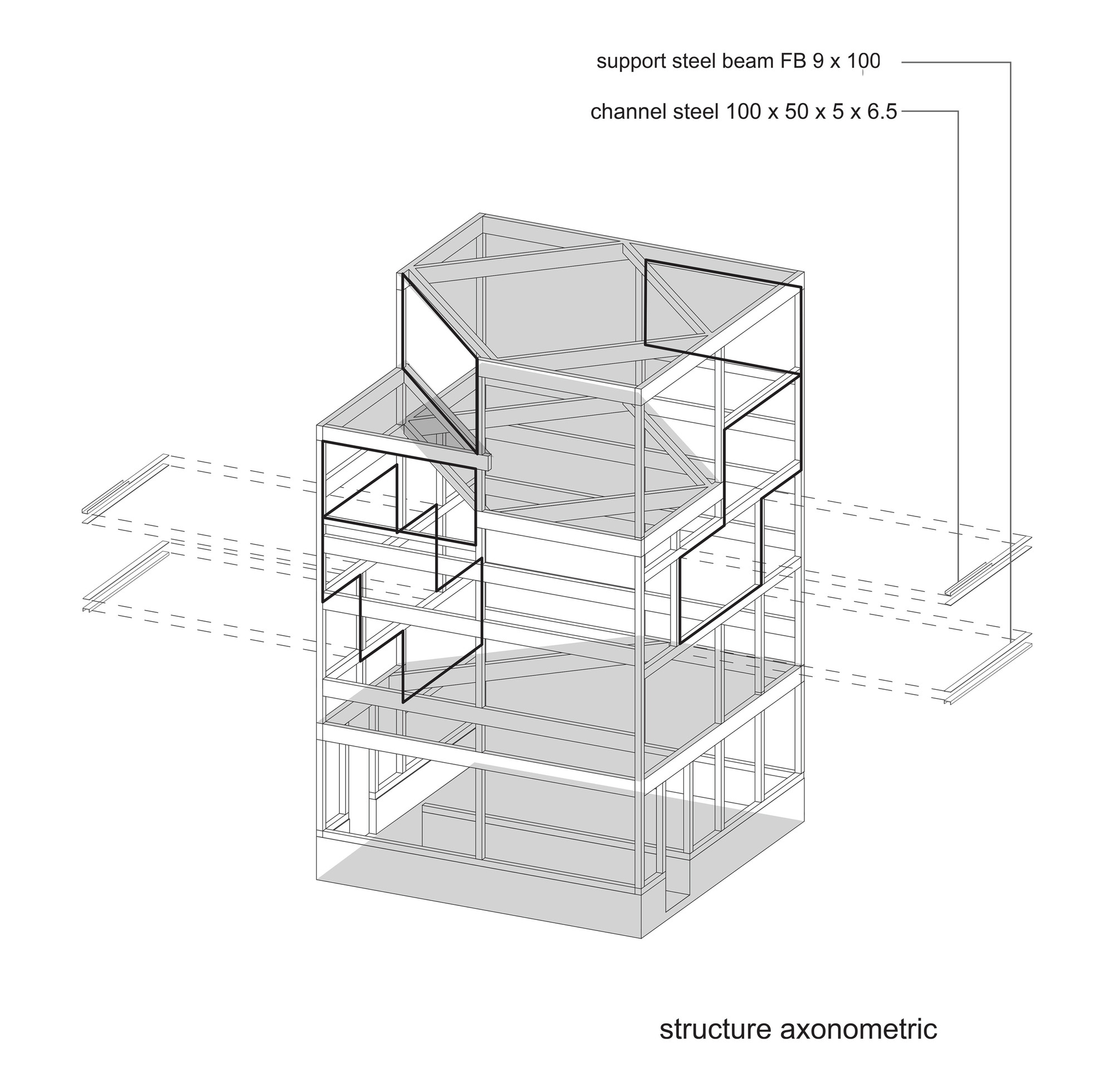 Home Window Diagram Another Blog About Wiring Types Of Electrical Hometips Gallery Spiral House Alphaville Architects 17 Rh Archdaily Com