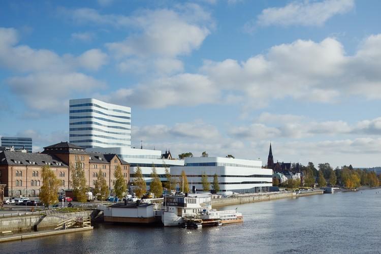 Väven Cultural Centre / White Arkitekter + Snøhetta, © Lindman