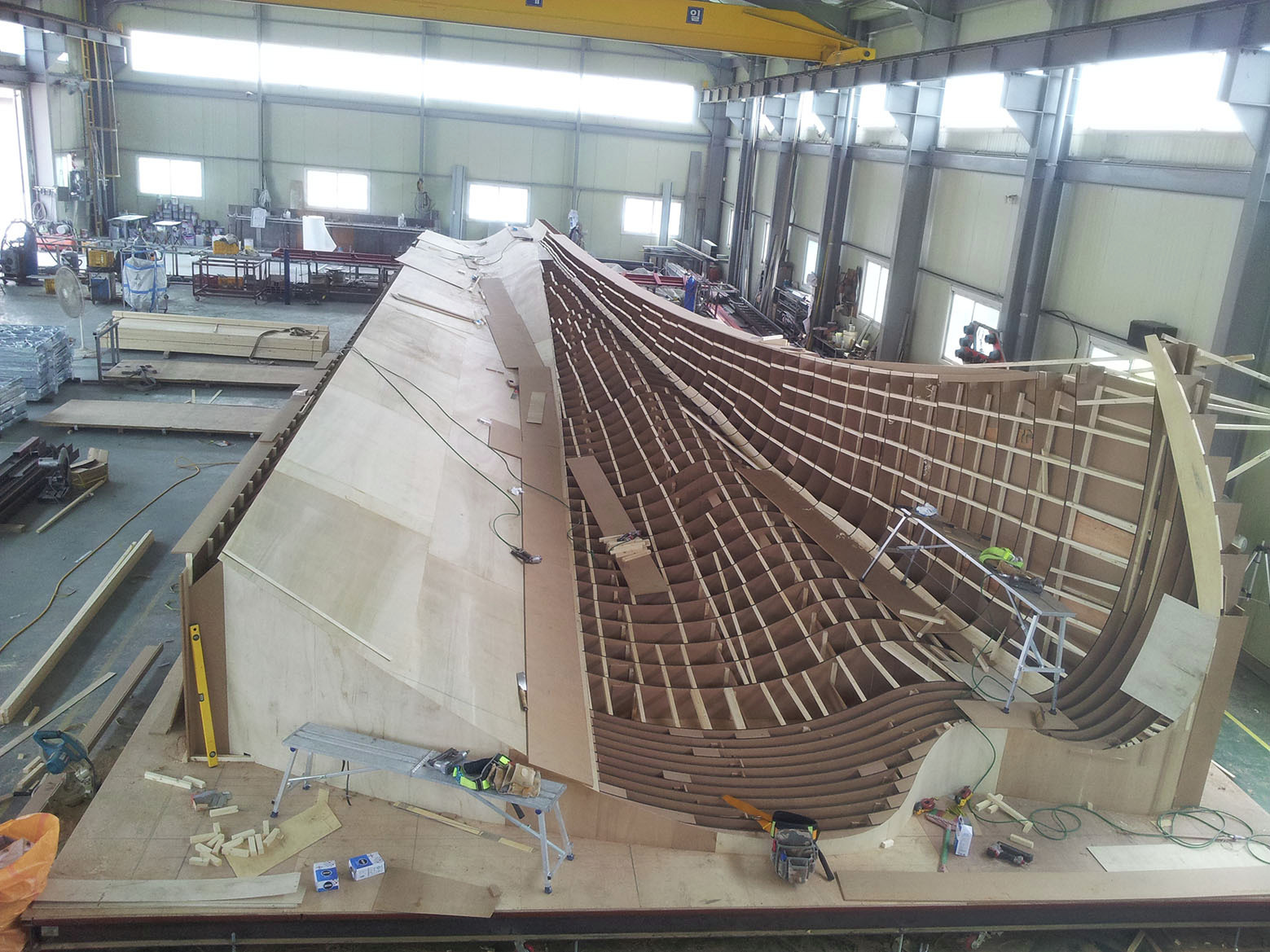 Fiberglass In Building Construction
