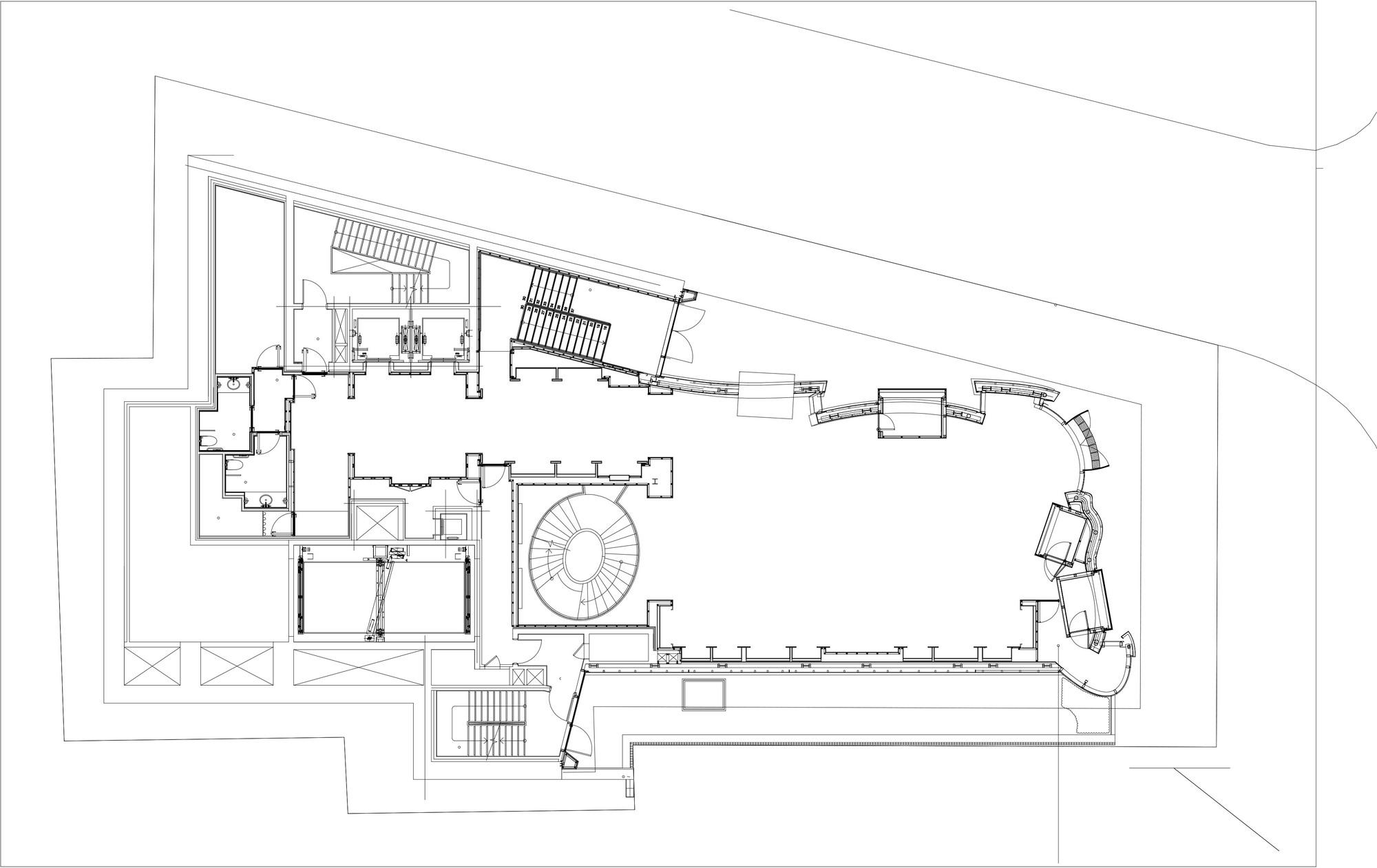 Pavilion Miami Beach Floor Plans