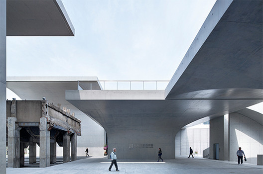 Long Art Museum, Shanghai, by Atelier Deshaus