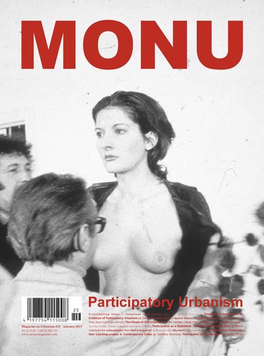 MONU Magazine #23: Participatory Urbanism, Courtesy of MONU