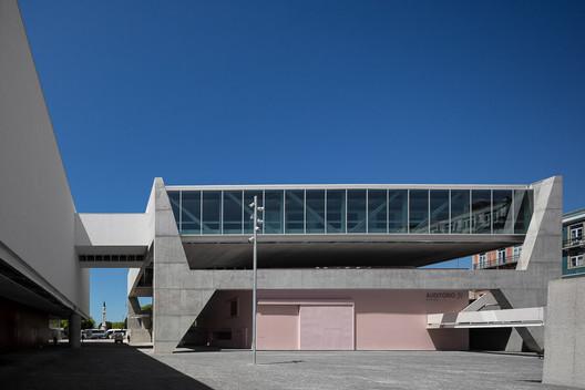Museu dos Coches. Image © Fernando Guerra    FG+SG