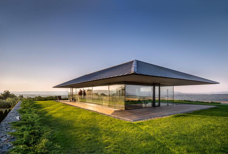 Casa de Observación / I/O architects, © Assen Emilov