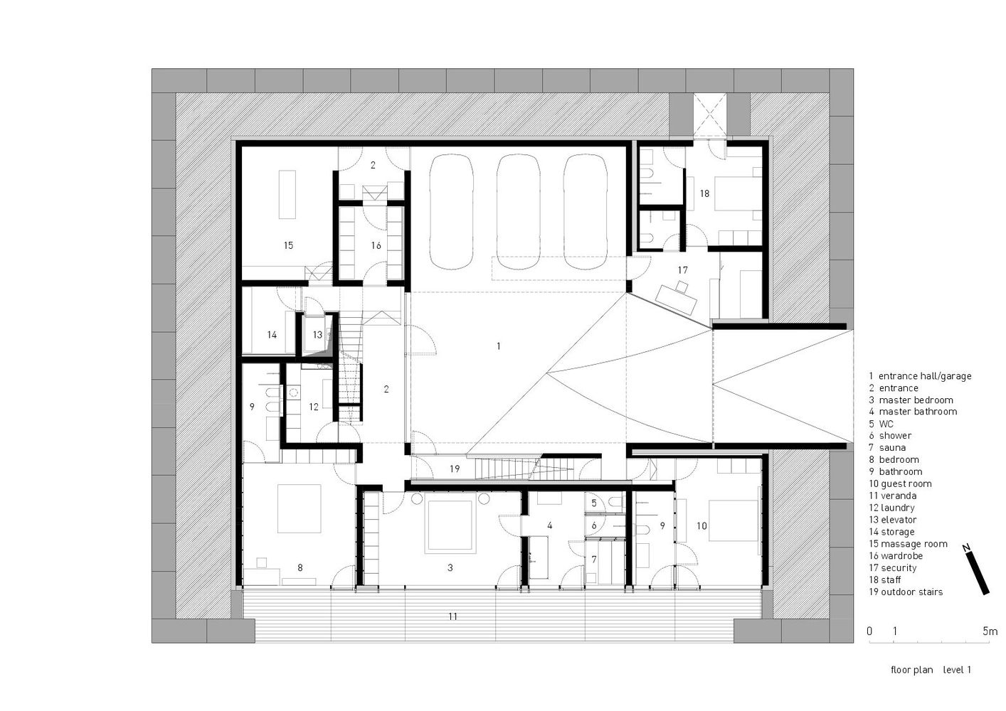 Gallery of Observation House / I/O architects - 28