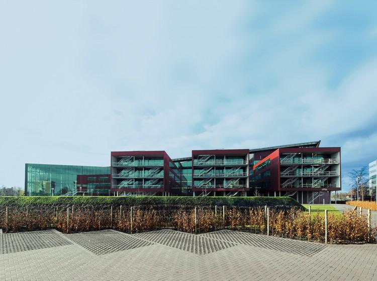 Campus da Unviersidade VIVES / SAR architecten, © Christine Deboosere