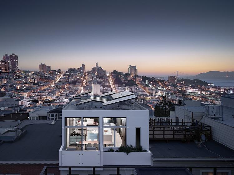 Casa em Telegraph Hill / Feldman Architecture, © Joe Fletcher