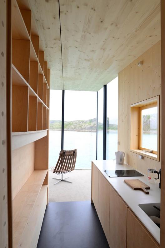 Resort Isla Manshausen / Stinessen Arkitektur | ArchDaily México