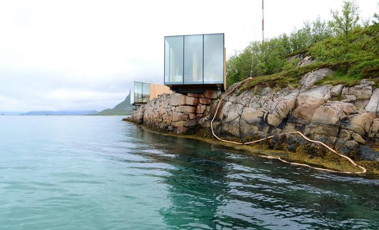 Resort Isla Manshausen / Stinessen Arkitektur | ArchDaily Colombia