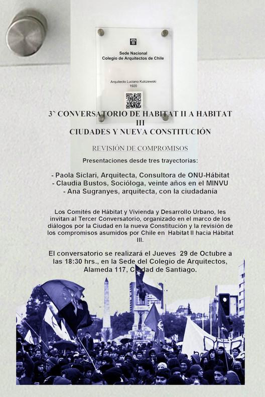 De Habitat II a Hábitat III. Ciudad y Nueva Constitución, Comité Habitat y Vivienda y Comité Desarrollo Urbano