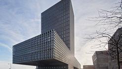 La Maison du Savoir - University of Luxembourg /be baumschlager eberle / christian bauer associés