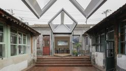 Courtyard House Plugin en Masse – Second Phase / People's Architecture Office