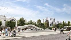 Atelier King Kong presenta diseño de nueva estación del Metro de París