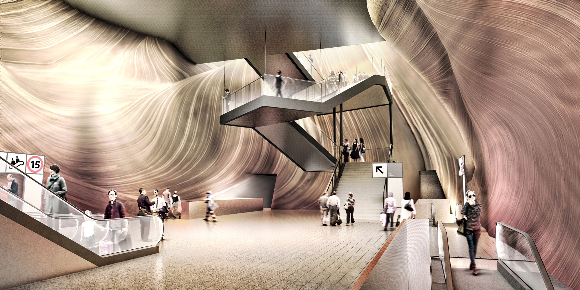 Gallery Of Atelier King Kong Unveils Designs For Grand