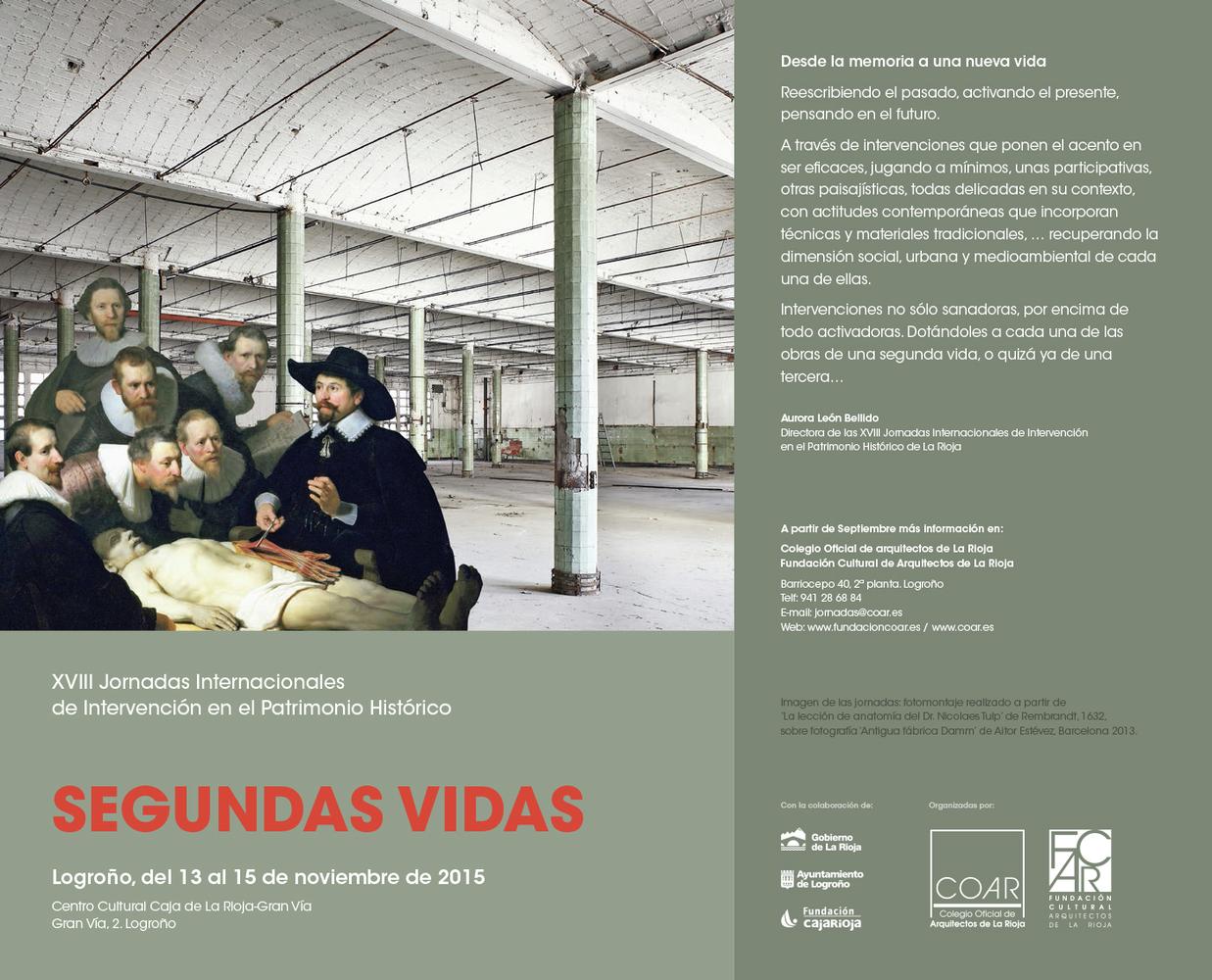 Galería de XVIII Jornadas Internacionales de Intervención en el ...